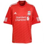 11-12 Liverpool Home Shirt