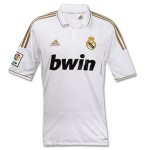 11-12 Real Madrid Home Shirt